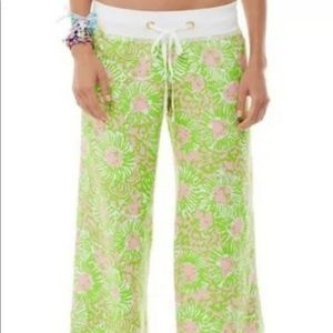 Lilly Pulitzer The Beach Pant Size M